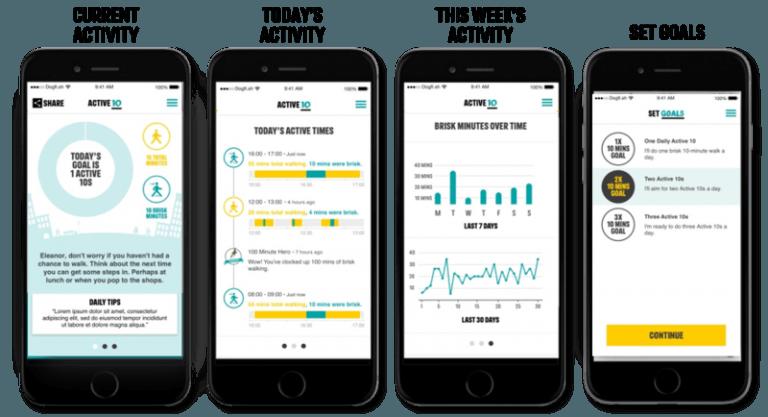 Active 10 app